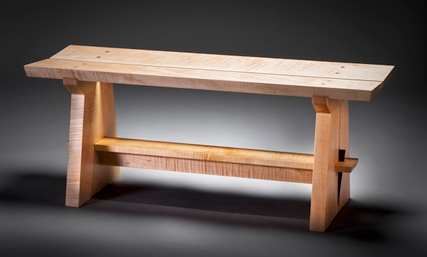 Anese Bench Maplemaple